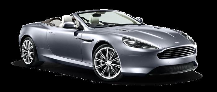 Aston Martin Service Car