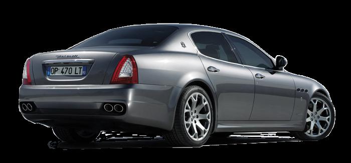 Maserati Service Car